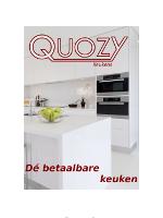 Quozy keukens